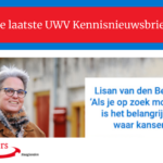 Kennisnieuwsbrief UWV december 2020