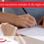 Daling aantal vacatures in regio Haaglanden