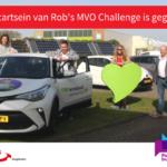 Rob's MVO Challenge