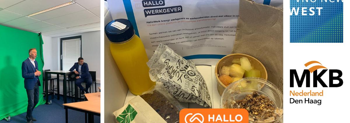 Kijk de online ontbijtsessie HalloWerk terug
