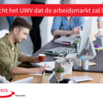 UWV prognose herstel arbeidsmarkt