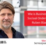 Businesscoach Sociaal Ondernemen Ruben Blanke