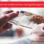 Campagne voor hulp bij geldzorgen ondernemers